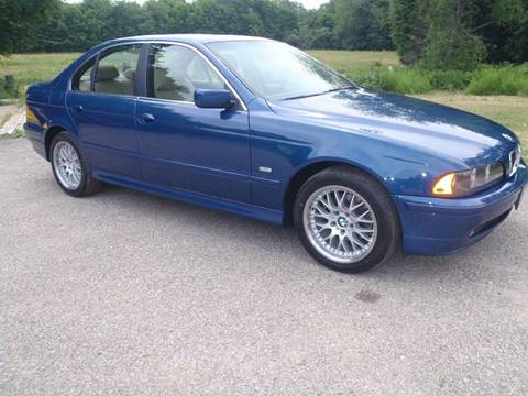 2002 BMW 5 Series for sale in Greenland, NH