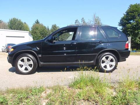 2004 BMW X5 for sale in Greenland, NH