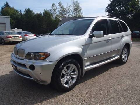 2005 BMW X5 for sale in Greenland, NH