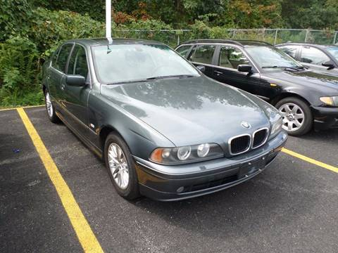 2003 BMW 5 Series for sale in Greenland, NH