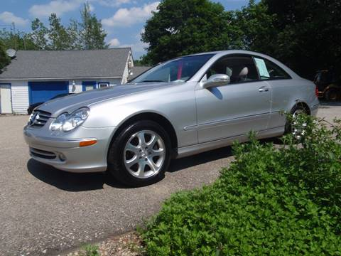 2004 Mercedes-Benz CLK for sale in Greenland, NH
