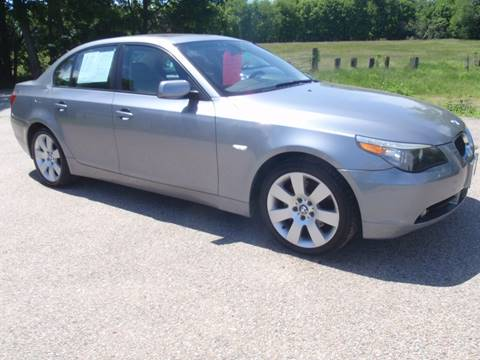2006 BMW 5 Series for sale in Greenland, NH