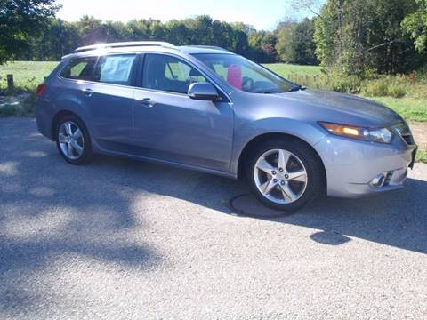 2011 Acura TSX Sport Wagon for sale in Greenland, NH
