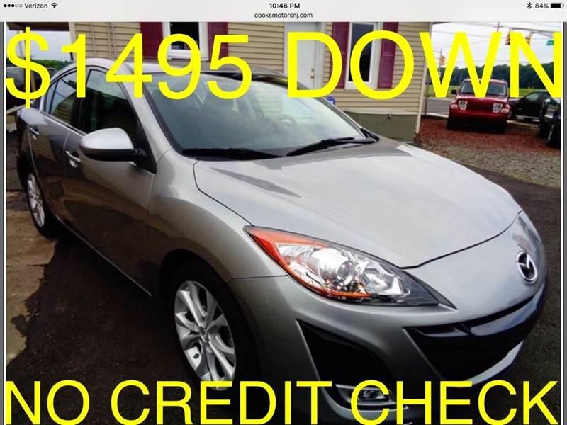 2011 Mazda MAZDA3 for sale at Cooks Motors in Westampton NJ