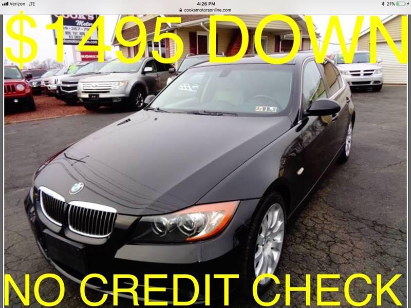 2006 BMW 3 Series for sale at Cooks Motors in Westampton NJ