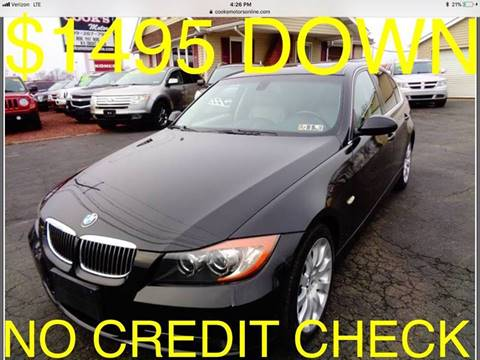 2006 BMW 3 Series for sale at Cooks Motors in Westampton NJ