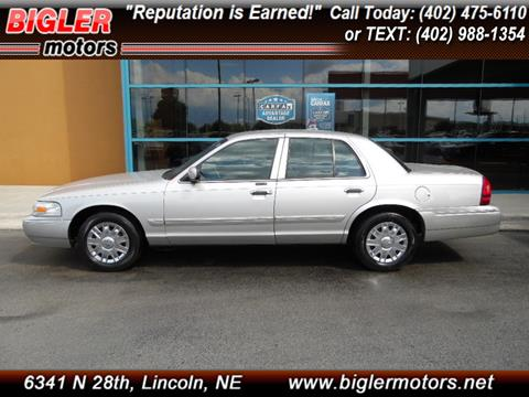 2008 Mercury Grand Marquis for sale in Lincoln, NE