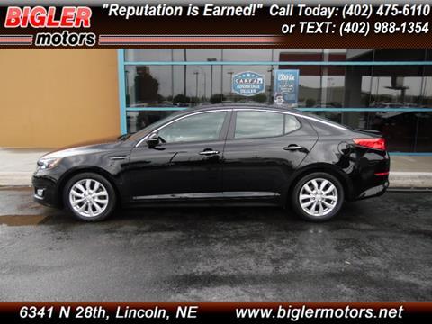 2014 Kia Optima for sale in Lincoln, NE