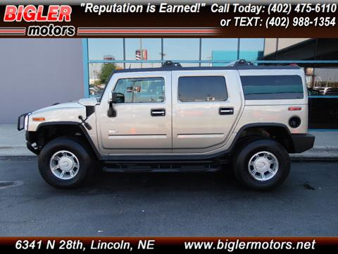 2004 HUMMER H2 for sale in Lincoln, NE