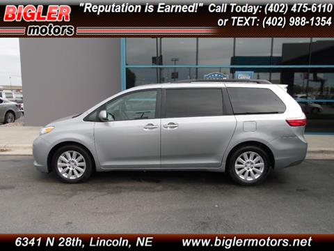 2016 Toyota Sienna for sale in Lincoln, NE