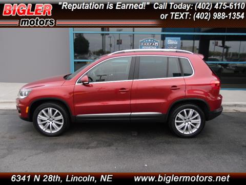2012 Volkswagen Tiguan for sale in Lincoln, NE