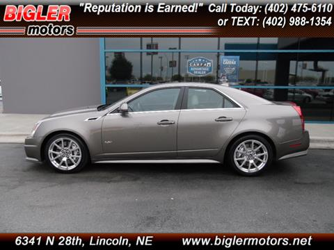 2012 Cadillac CTS-V for sale in Lincoln, NE