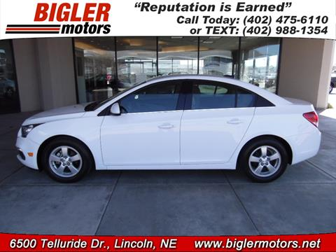 Chevrolet cruze for sale in lincoln ne for Murphy motors lincoln nebraska