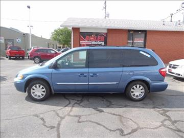 2007 Chrysler Town and Country for sale in Lincoln, NE