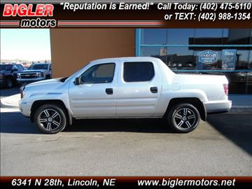 2012 Honda Ridgeline for sale in Lincoln, NE