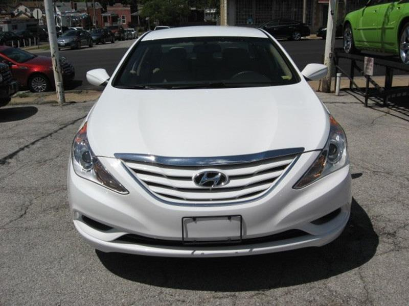 2013 Hyundai Sonata for sale at Vogue Motor Company Inc in Saint Louis MO