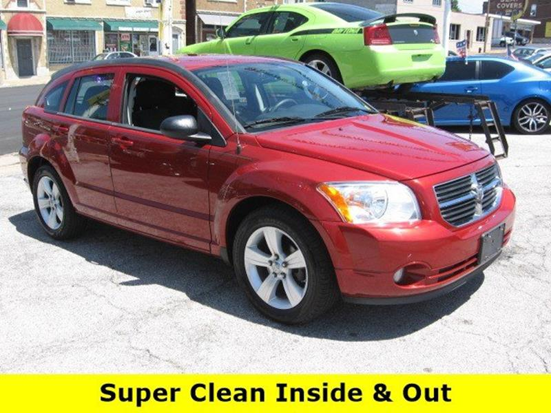 2010 Dodge Caliber for sale at Vogue Motor Company Inc in Saint Louis MO