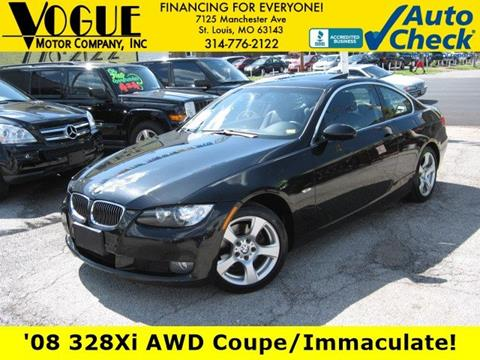 2008 BMW 3 Series for sale at Vogue Motor Company Inc in Saint Louis MO