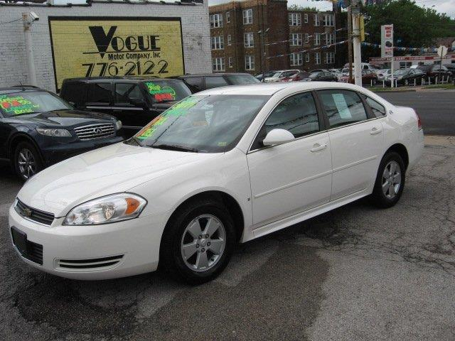 2009 Chevrolet Impala for sale at Vogue Motor Company Inc in Saint Louis MO