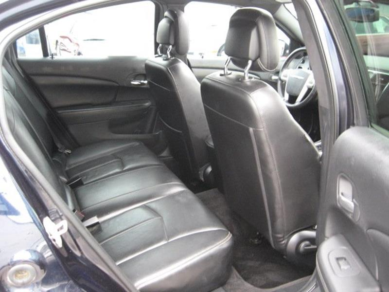 2011 Chrysler 200 for sale at Vogue Motor Company Inc in Saint Louis MO