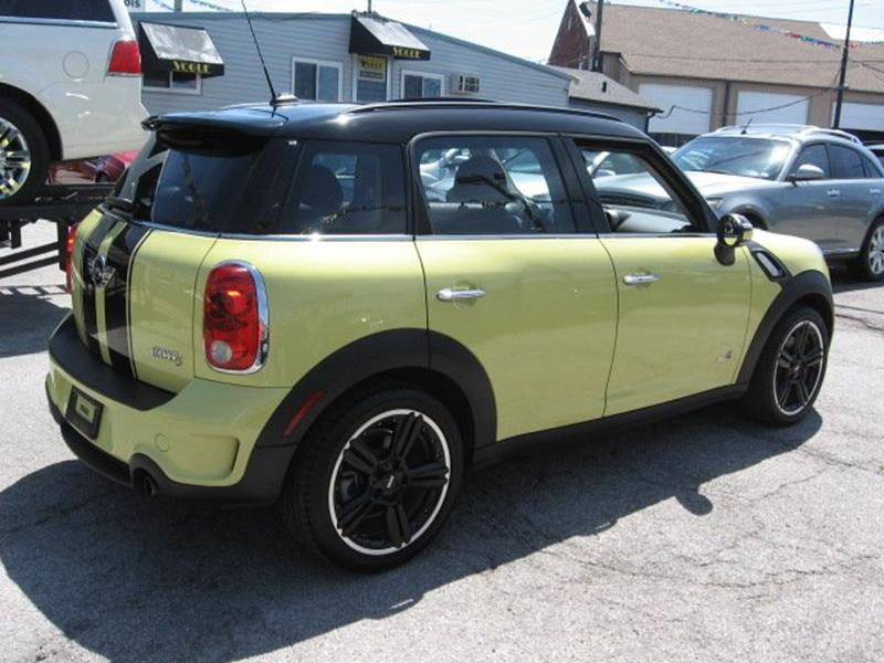 2012 MINI Cooper Countryman for sale at Vogue Motor Company Inc in Saint Louis MO