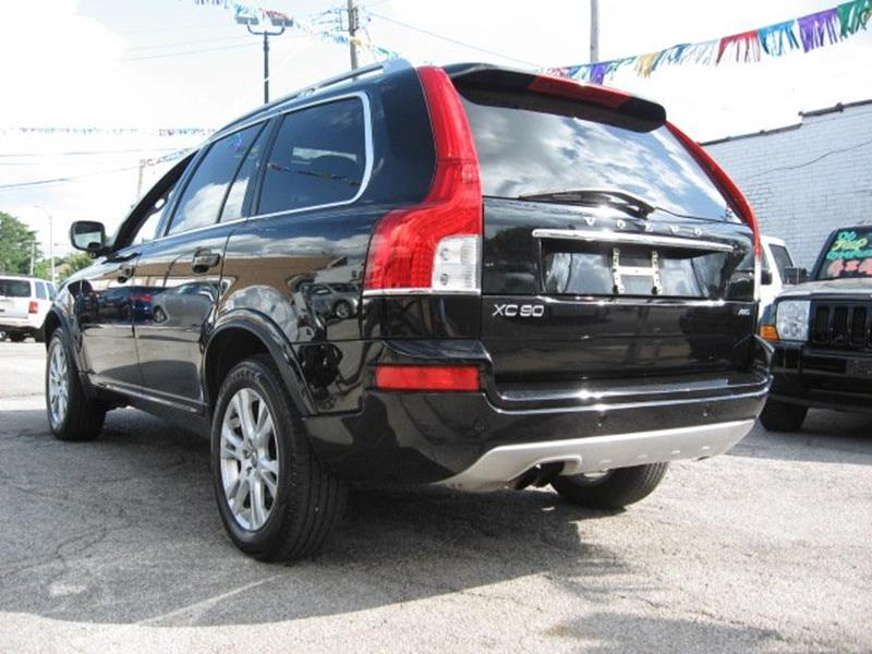 2013 Volvo XC90 for sale at Vogue Motor Company Inc in Saint Louis MO