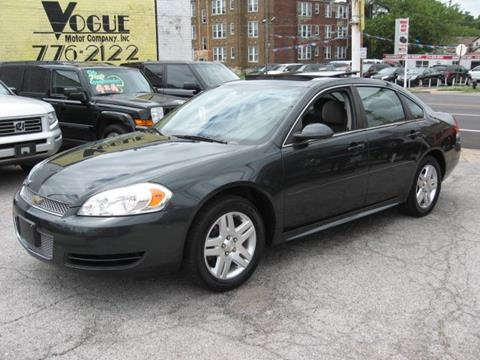 2014 Chevrolet Impala Limited for sale at Vogue Motor Company Inc in Saint Louis MO