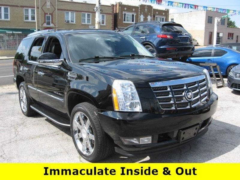 2008 Cadillac Escalade for sale at Vogue Motor Company Inc in Saint Louis MO