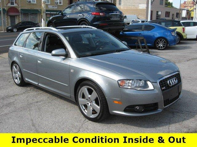 2008 Audi A4 for sale at Vogue Motor Company Inc in Saint Louis MO