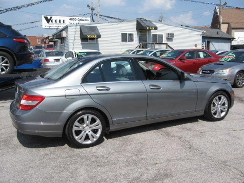 2008 Mercedes-Benz C-Class for sale at Vogue Motor Company Inc in Saint Louis MO