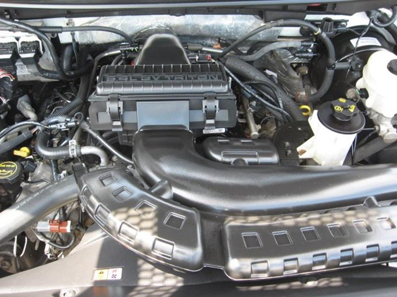 2007 Ford F-150 for sale at Vogue Motor Company Inc in Saint Louis MO