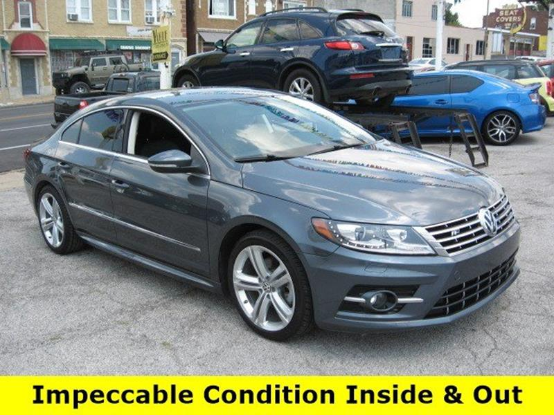 2013 Volkswagen CC for sale at Vogue Motor Company Inc in Saint Louis MO