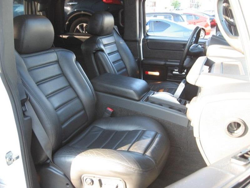 2007 HUMMER H2 SUT for sale at Vogue Motor Company Inc in Saint Louis MO