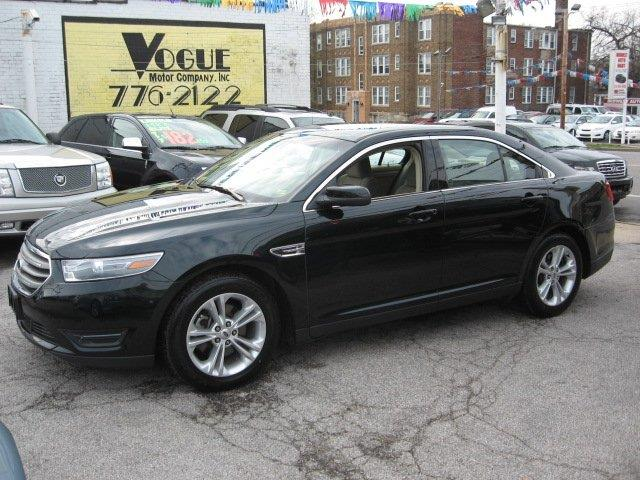 2014 Ford Taurus for sale at Vogue Motor Company Inc in Saint Louis MO
