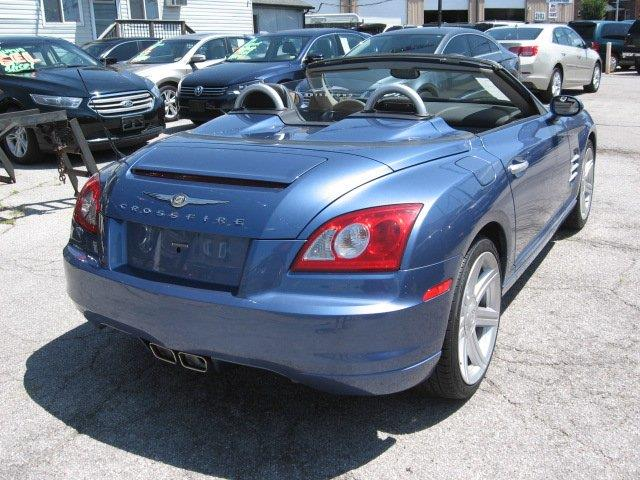 2006 Chrysler Crossfire for sale at Vogue Motor Company Inc in Saint Louis MO