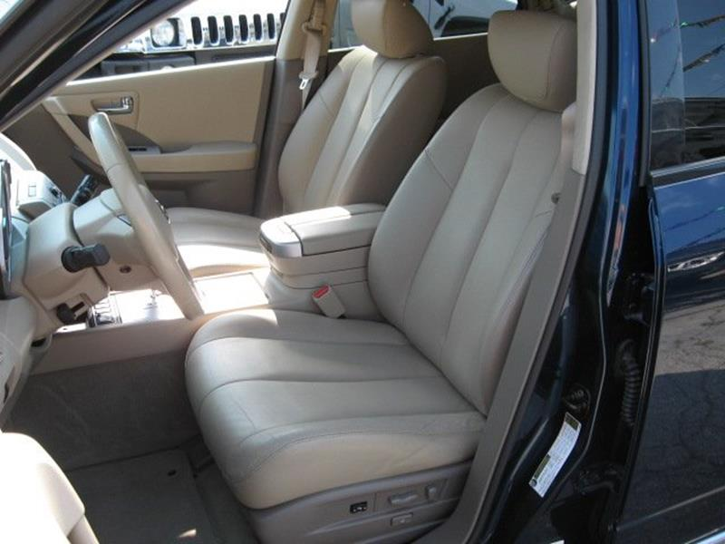 2007 Nissan Murano for sale at Vogue Motor Company Inc in Saint Louis MO