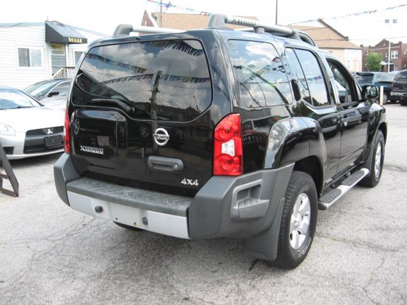 2010 Nissan Xterra for sale at Vogue Motor Company Inc in Saint Louis MO