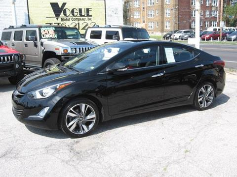 2014 Hyundai Elantra for sale at Vogue Motor Company Inc in Saint Louis MO