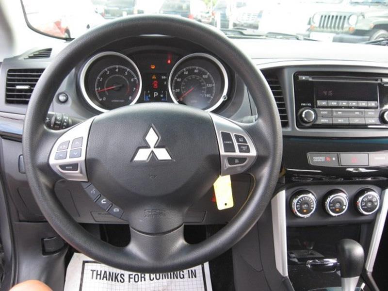 2016 Mitsubishi Lancer for sale at Vogue Motor Company Inc in Saint Louis MO