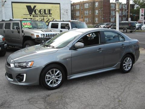 2016 Mitsubishi Lancer for sale at Vogue Motor Company Inc in Saint Louis MO