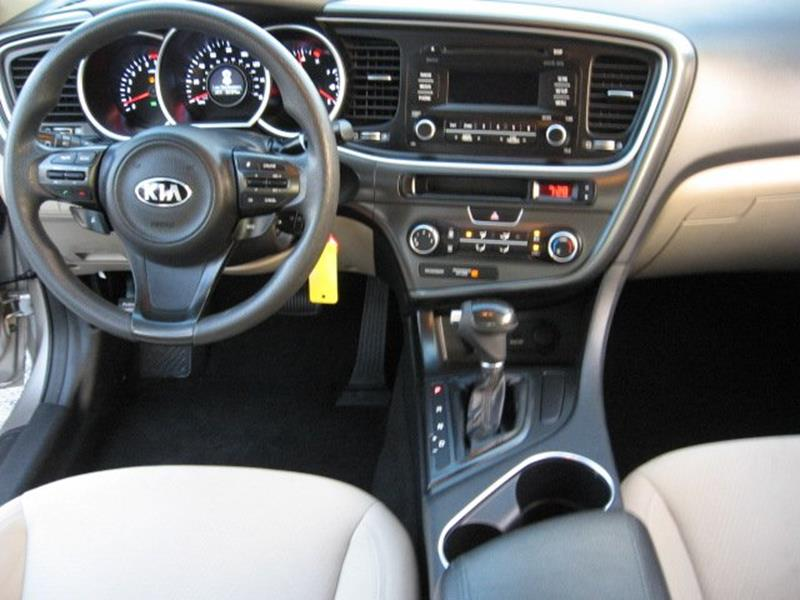 2015 Kia Optima for sale at Vogue Motor Company Inc in Saint Louis MO