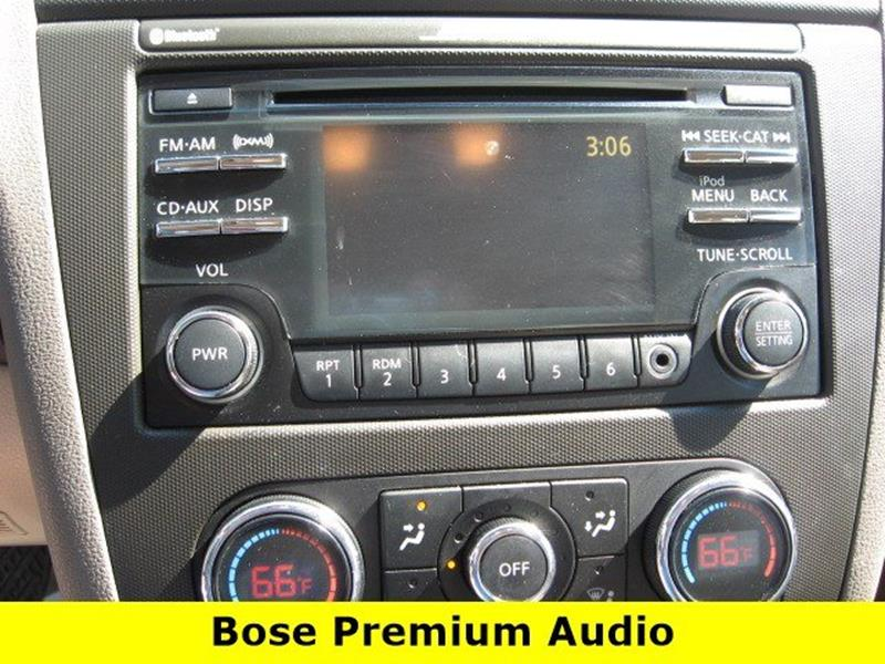 2012 Nissan Altima for sale at Vogue Motor Company Inc in Saint Louis MO