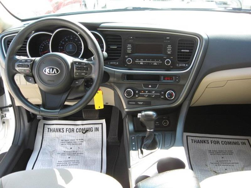 2015 Kia Optima for sale at Vogue Motor Company Inc in Saint Louis MO