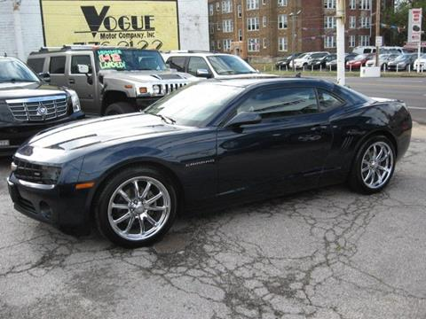2012 Chevrolet Camaro for sale at Vogue Motor Company Inc in Saint Louis MO