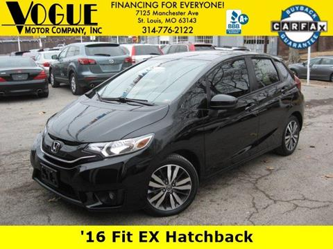 2016 Honda Fit for sale in Saint Louis, MO