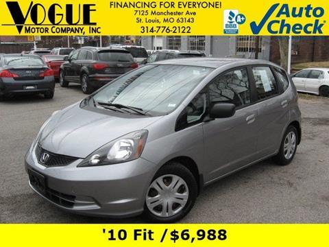 2010 Honda Fit for sale in Saint Louis, MO