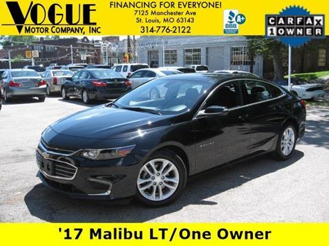 Chevrolet Malibu For Sale In Saint Louis Mo Vogue Motor