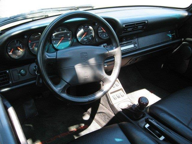 1997 Porsche 911 for sale at Vogue Motor Company Inc in Saint Louis MO