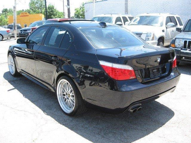 2009 BMW 5 Series for sale at Vogue Motor Company Inc in Saint Louis MO