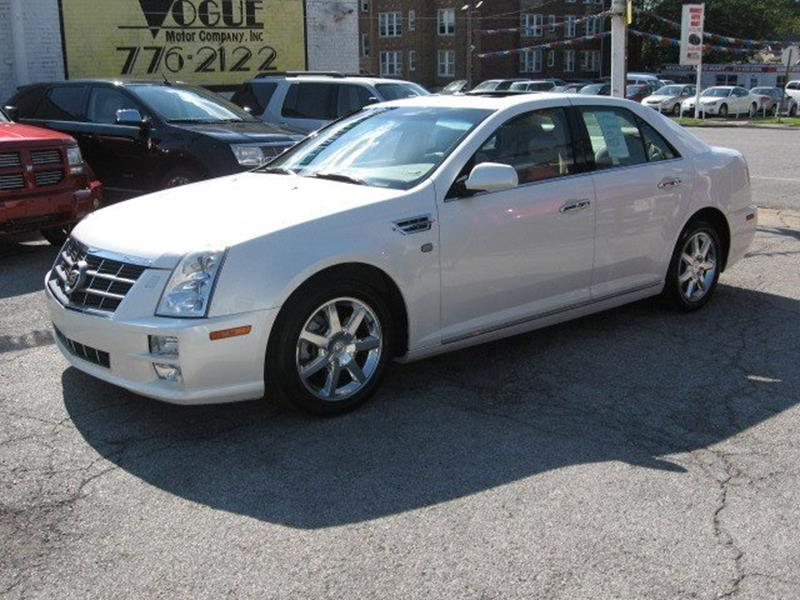 Cadillac STS In Saint Louis MO Vogue Motor Company Inc - Cadillac dealers st louis mo